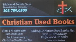 logo: Christian Used Books