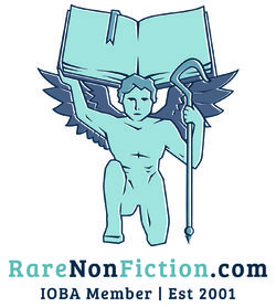 RareNonFiction.com bookstore logo
