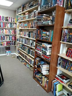 Cottage Used Books store photo