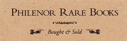 Philenor Rare Books logo