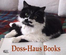 Doss-Haus Books bookstore logo