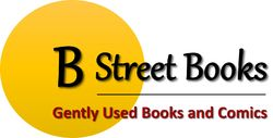logo: B Street Books