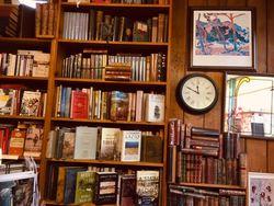logo: Lloyds of Kew Bookshop