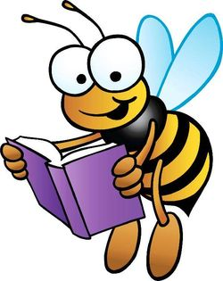 logo: aMaizing BookBee