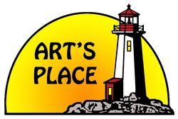 logo: Art's Place