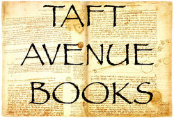 logo: Taft Avenue Books