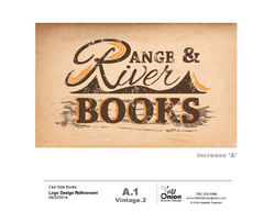 Range & River Books logo