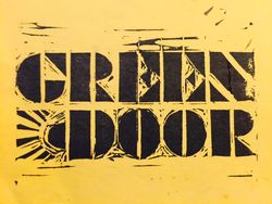 logo: Green Door