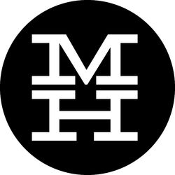 logo: Martin Hartzold, bookseller