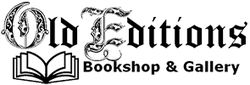 Old Editions Inc. bookstore logo
