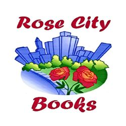 Rose City Books bookstore logo