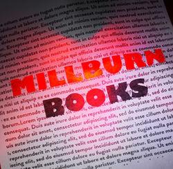 Millburn Books logo