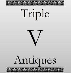 logo: Triple V Antiques