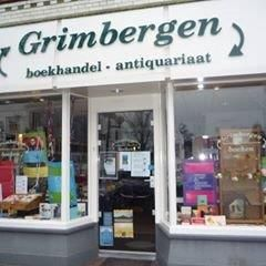 Grimbergen Boeken Antiquariaat vof store photo