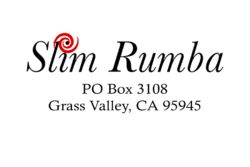 logo: Slim Rumba Publishing