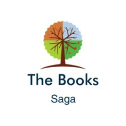 TheBooksSaga bookstore logo