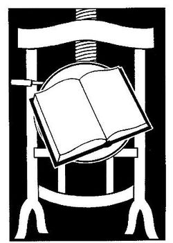 The Reprint Company Publishers bookstore logo