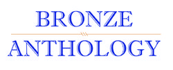 logo: Bronze Anthology LLC
