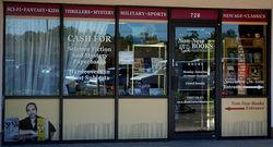 logo: Book Corner Tampa Bay