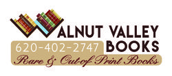 Walnut Valley Books/Books by White logo