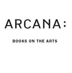 Arcana: Books on the Arts logo