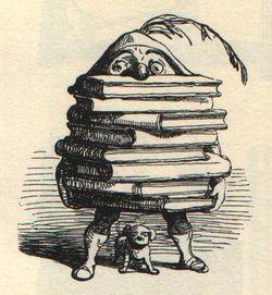 Benjamin Hish, Bookseller logo
