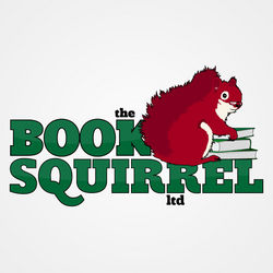 The Book Squirrel Limited bookstore logo