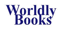 worldlybooks bookstore logo