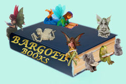 logo: Bargoed Books