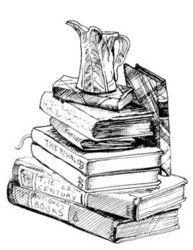Last Century Books bookstore logo
