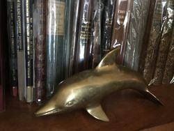 Brass DolphinBooks store photo