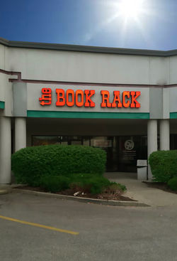 logo: The Book Rack