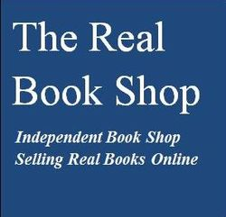 logo: The Real Book Shop