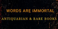 logo: Words Are Immortal Books