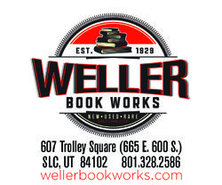Weller Book Works bookstore logo