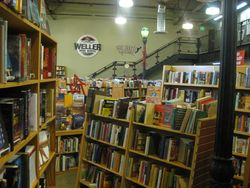 Weller Book Works ABAA/ILAB store photo