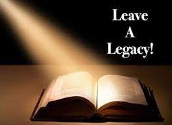 A Book Legacy logo