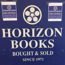 logo: Horizon Books