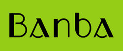 Banba Books bookstore logo