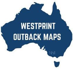Westprint Heritage Maps logo