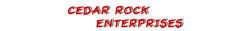 Cedar Rock Enterprises logo
