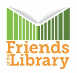 logo: Friends of the Library Chattanooga