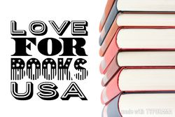 logo: Love For Books USA