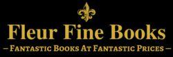 Fleur Fine Books bookstore logo