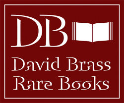 David Brass Rare Books, Inc. bookstore logo