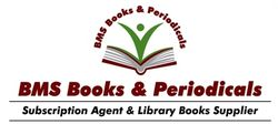 logo: BMS BOOKS AND PERIODICALS