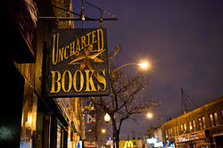 Uncharted Books store photo