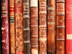 logo: Antique books