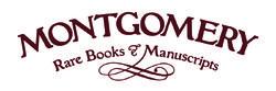 Montgomery Rare Books & Manuscripts bookstore logo