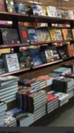 logo: Danny's books